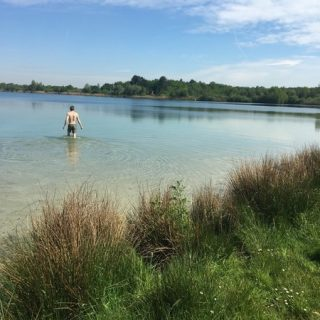 Benefits of Wild Swimming – Freedom in the water