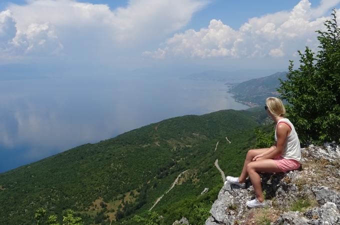 Seek Solitude in Nature - Ohrid, Macedonia
