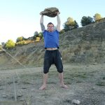 Rock Lifting - Press