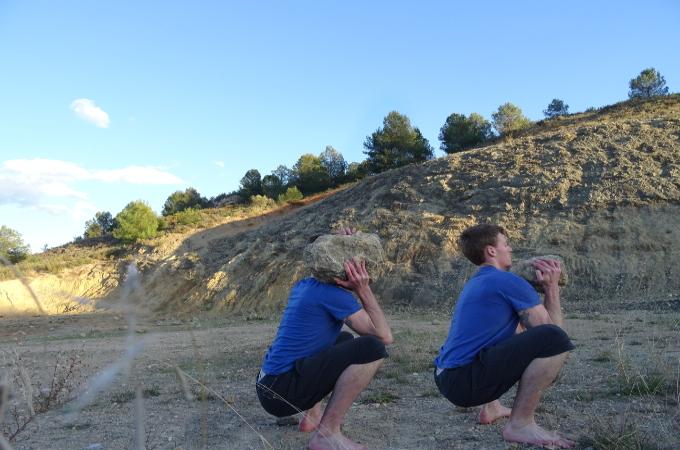 Rock Squat Clones